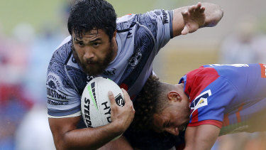 Peta Hiku is enjoying family time as a new dad, but is prepared to return to Australia with the Warriors.