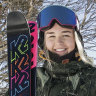 The 15-year-old Olympic hopeful who wants to be 'the best skier in the world'