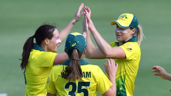 Aussie women more aggressive for World T20