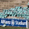 NSW government suppressed report of carcinogens under Allianz Stadium, court told