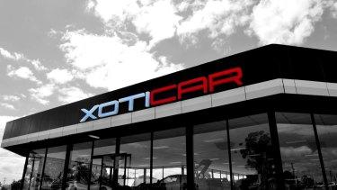 An Xoticar dealership.