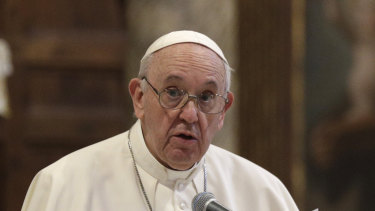 Pope Francis has taken action on the Vatican's troubled finances.