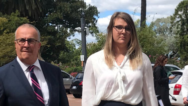 Asher Vander Sanden, 28, was jailed for six months by a Perth Magistrate on August 25 after she illegally entered the state from Victoria in early August, at the height of the state's second wave of coronavirus.