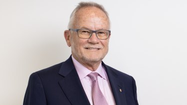 Tony Shepherd says state governments should be more cautious before putting price tags on big infrastructure projects.