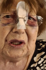 Carmela Agnello, who died last month after contracting a coronavirus infection at Epping Gardens aged care home.