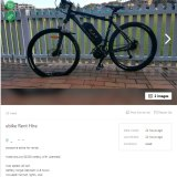 E-bikes for food delivery listed on Gumtree may be dangerous with top speeds listed above the 25km/h legal limit.
