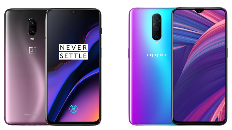 The OnePlus 6T and Oppo R17 Pro are similar phones, but with their own strengths and weaknesses.