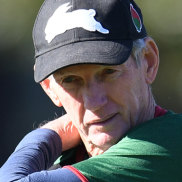 Wayne Bennett has to light a fire under his South Sydney side in a hurry.