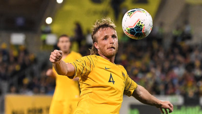 Journeyman to backline general: Patience a virtue for crucial Socceroo