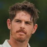 Hughes doubles up as Blues set Redbacks mammoth chase on final day