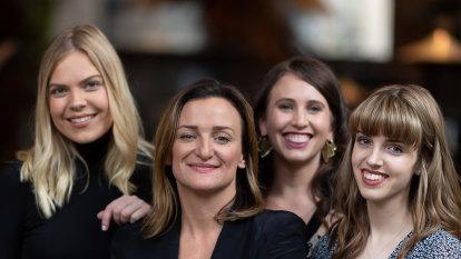 Social Scene: visionary women, designer handbags and Veuve Clicquot