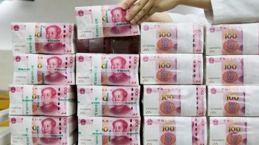 Curious fluctuations in the value of China's currency could trigger a new front in the escalating tensions with the US.