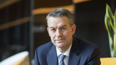 ANZ Bank executive Mark Hand said some borrowers might have to sell up if they couldn't afford their repayments.