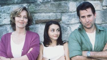 Greta Scacchi, Pia Miranda and Anthony LaPaglia.