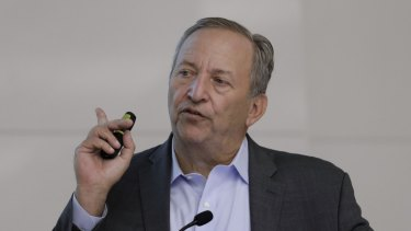 Former US Treasury Secretary Larry Summers has joined the advisory board of Afterpay Touch.