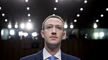 Mark Zuckerberg was hauled before the US Senate in 2018 but did not show at other inquiries.