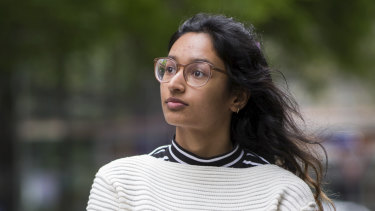 Prateeti Sabhlok felt lonely and isolated during her first year of university.