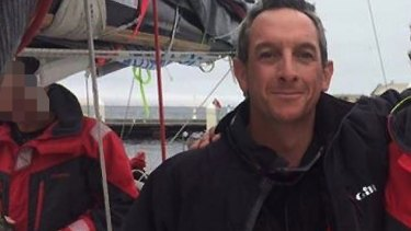 Rohan Arnold, pictured during the Sydney to Hobart weeks before his arrest, will be extradited to Australia.
