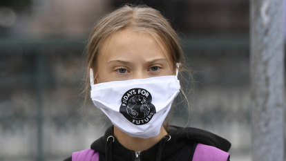 Greta Thunberg condemns 'tragedy' of COVID-19 vaccine rollout