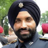 Texas Sikh officer who gained national attention shot dead