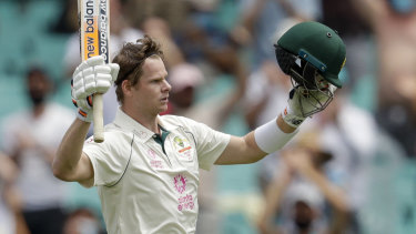 Chris Rogers and Steve Smith shared an honest heart to heart conversation in 2013.