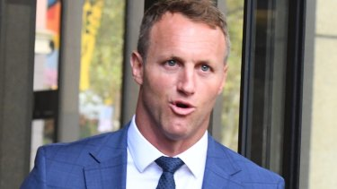 Former St George Illawarra star Mark Gasnier is heading to court in a family dispute over the spoils of a redevelopment.