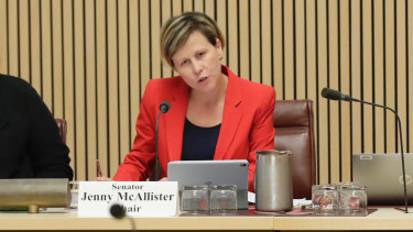 Labor Senator Jenny McAllister is among those concerned the impact of a weakened economy will have on those at risk of predatory pay day lending.