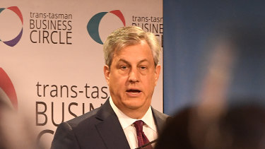 Westpac chief Brian Hartzer said an overly prescriptive approach by regulators could create problems for the economy.