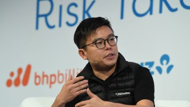 Tim Fung, co-founder and CEO Airtasker.