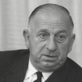 Premier Sir Henry Bolte.