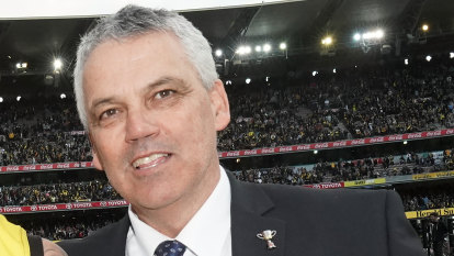 'Searching and hunting for premierships:' Williams joins Demons