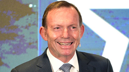 'No big deal': Tony Abbott tells Britons not to worry about crashing out of EU