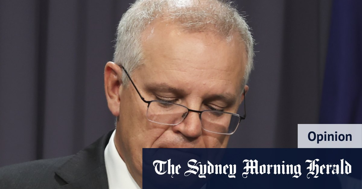 Fix it now Prime Minister or it might all be over – Sydney Morning Herald