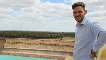 Greens MP Michael Berkman has introduced a bill to ban coal mining in the Galilee Basin.