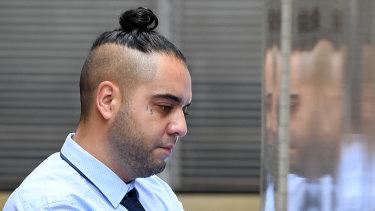Mohammed Khazma has pleaded not guilty to murdering his then-girlfriend's daughter in December 2016 in Sydney.