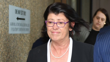 "Magistrate Burns had argued she made mistakes in the context of a ""crushing workload""."