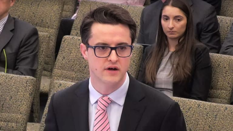 Michael Hodge has put duplicate charging of fees and insurance premiums under the microscope this week at the royal commission.
