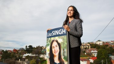 Labor's Lisa Singh defied history to retain her Senate spot in 2016. She faces an even tougher battle this year.
