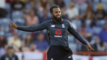 Adil Rasheed stunned the Windies with four wickets in one over to wrap up the game.