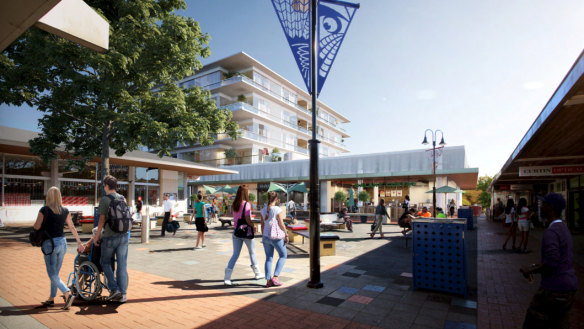 'The place is dead': More join fight for Curtin development's approval
