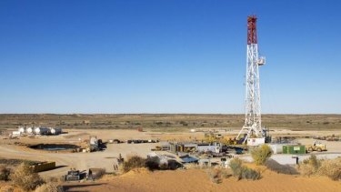 Gas from the Cooper Basin provides the equivalent of 14.5 per cent of the gas demand in Queensland.