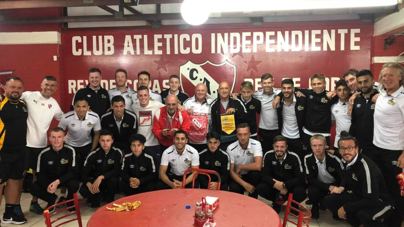 Local Guides Connect Argentina's Passion for Football