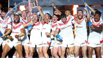St Helens earn right to face Roosters for world club crown