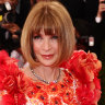 US Vogue editor Anna Wintour's surprise gift to Australia