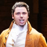Hamilton sets Australian box office record with more than 250,000 tickets sold