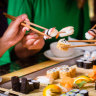 You're doing sushi wrong: Here's the correct way
