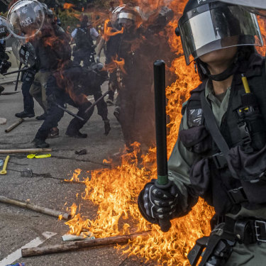 Hong Kong has endured a summer of discontent.