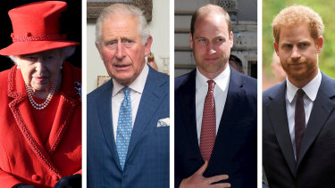 The crisis meeting was attended by the Queen, Prince Charles, Prince William and Prince Harry.
