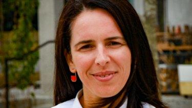 Finance Sector Union national secretary Julia Angrisano.