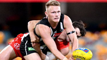Adam Treloar and the Magpies are in talks, with the Saints lurking.
